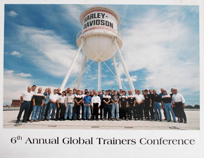 6th ANNUAL GLOBAL TRAINERS CONFERENCE
