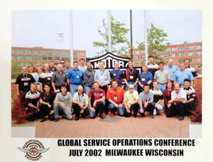 GLOBAL SERVICE OPERATION CONFERENCE